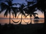 Belize  beachfront vacation apartments - Stann Creek self catering apartments