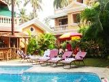 Vacation in Sandray Luxury Resort Goa - Goa holiday villas in India