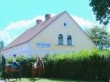 Psie Glowy vacation cottage rental - Lakefront vacation farm in Pomerania Poland