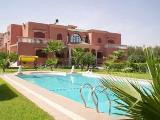 Morocco holiday villa in Marrakech - Marrakech villa with pool