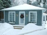 Lake Placid ski vacation cottage rental - Adirondack Park ski holiday cottage