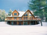 Vacation home near whiteface Mountain ski area - Lake Placid holiday home