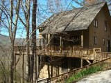 Bryson City vacation log cabin vacation - Smoky Mountains log cabin rental