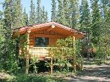 Yukon Lakeside cabin vacation rental - holiday cabin near Carcross