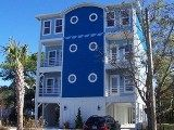 Wilmington vacation condo rental - Carolina Beach holiday home