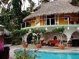 Colima vacation bungalows in Mexico - Manzanillo holiday rental bungalows