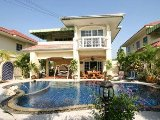 Pattaya holiday villa rental in Thailand - Luxury Thia villa with pool