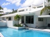 Oceanfront vacation villa in St Martin - Philipsburg holiday villa Caribbean