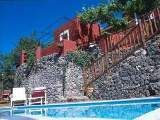 San Mateo holiday villa with pool - Self catering home in Gran Canaria