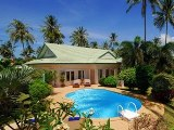 Koh Samui two-bedroom villa - Thailand luxury vacation villa rental