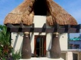 Mexico beachfront penthouse vacation - Quintana Roo rental home