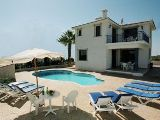 Kathikas holiday villa with pool - Beautiful Paphos home in Cyprus