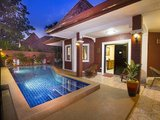 Thailand vacation bungalow in Pattaya - Thai self catering home
