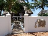 Elegant Diani Beach holiday house - Mombasa vacation in Kenya