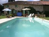 Gorre holiday farmhouse rental - Self catering Limousin farmhouse, France