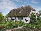 Knuthenborg farmhouse holiday rental - Romantic cottage in Zealand, Denmark