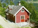 Ulvik holiday home rental - by the fjord in Hordaland, Norway