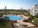 La Torre Golf 5 star resort apartment - Costa Calida golf rental in Murcia