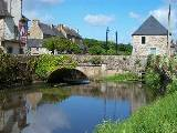 Langoat holiday house - superb Brittany house rental, France