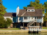 Virginia waterfront vacation cottage rental - Virginia self catering cottage