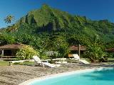 Cooks Bay vacation rental home in French Polynesia - Moorea holiday homes
