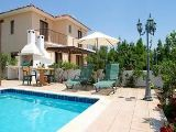 Oroklini private holiday villa for rent - Superb home in Larnaca, Cyprus