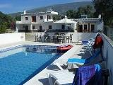 Orgiva holiday villa in Andalucia - Granada province vacation villa with pool