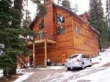 Ski home North Lake Tahoe vacation - California ski holiday rental