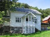 Ulvik vacation home rental - summer evenings in Hordaland, Norway