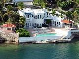 St Maarten Waterfront villa - Point Pirouette Caribbean vacation home