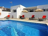 La Asomada vacation bungalow rental - Casita, Lanzarote near Puerto del Carmen