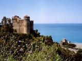 Praia a Mare holiday castle in Cosenza - Castle vacation home in Calabria