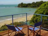 Northland beachfront holiday apartment - Self catering Coopers Beach home