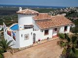 Luxury Denia family holiday villa - Costa Blanca holiday home in Denia Spain