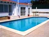 Calan Porter holiday villa with pool - Vacation home in Menorca Balearic Islands