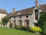 Poligny holiday gite - Self catering Ile-de-france gite in France