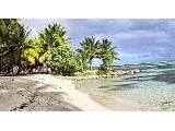 Grande Terre holiday villa in Guadeloupe - Sainte Anne self catering villa