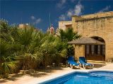 Ghasri holiday farmhouse rental - Gozo converted farmhouse in Malta