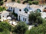 Alcala la Real holiday Cortijo with pool - Rural Andalucia villa rental