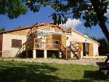 Lescale holiday chalet rental - Home near medieval city of Carcassonne
