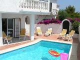 Nerja family villa with pool - Costa del Sol holiday home in the heart of Nerja