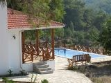 Gokbel holiday villa for rent - near Dalyan in the Aegean, Turkey