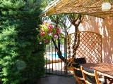 Holiday gite in Gargas, Luberon - Vaucluse self catering gite