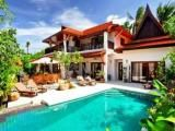 Koh Samui Beach Village luxury villas - Thailand beachfront holiday villas