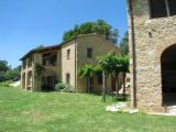 Umbria holiday farmhouse in Tiber valley - Amelia family stone villa in Umbria
