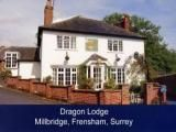 Farnham family holiday lodges in Surrey - Farnham self-catering guest lodges