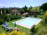 Montaione bed and breakfast farmhouse - Tuscany B&B and apartments Montaione