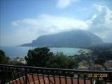 Sicily vacation apartment near Palermo - Gulf of Mondello holiday apartment