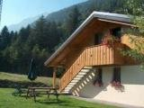 Lombardy camping and ski chalet - Alpine ski apartments near chairlift