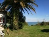 Biarritz traditional Basque villa - Aquitaine self catering holiday villa